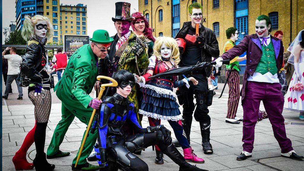 The MCM London Comic Con 2017