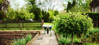 How Secure is Your Garden? 6 Ways to Keep Burglars at Bay